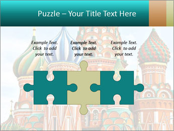 Red Square in Moscow PowerPoint Template - Slide 42
