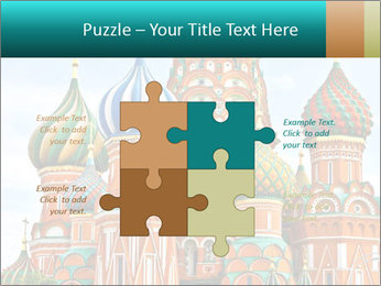 Red Square in Moscow PowerPoint Template - Slide 43