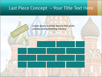 Red Square in Moscow PowerPoint Template - Slide 46