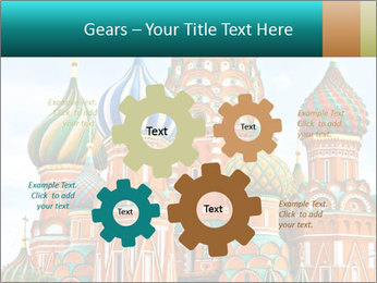 Red Square in Moscow PowerPoint Template - Slide 47