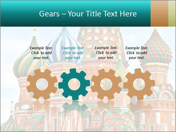 Red Square in Moscow PowerPoint Template - Slide 48