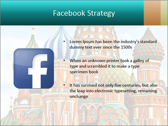 Red Square in Moscow PowerPoint Template - Slide 6