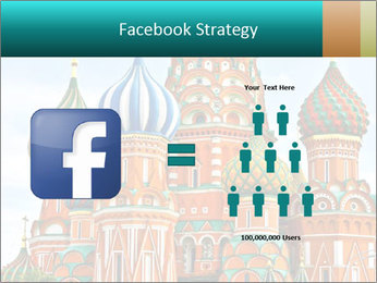 Red Square in Moscow PowerPoint Template - Slide 7