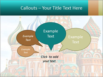 Red Square in Moscow PowerPoint Template - Slide 73