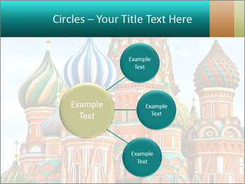 Red Square in Moscow PowerPoint Template - Slide 79