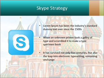 Red Square in Moscow PowerPoint Template - Slide 8