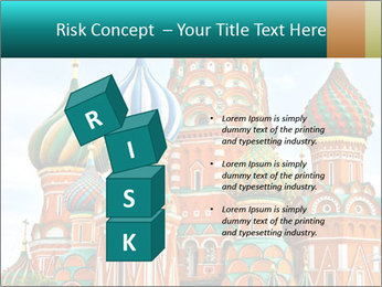 Red Square in Moscow PowerPoint Template - Slide 81
