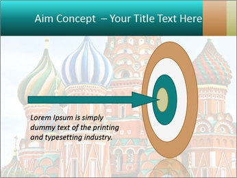 Red Square in Moscow PowerPoint Template - Slide 83