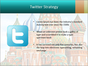 Red Square in Moscow PowerPoint Template - Slide 9