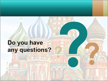 Red Square in Moscow PowerPoint Template - Slide 96