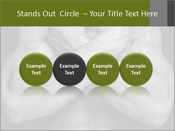 Muscled male PowerPoint Templates - Slide 76