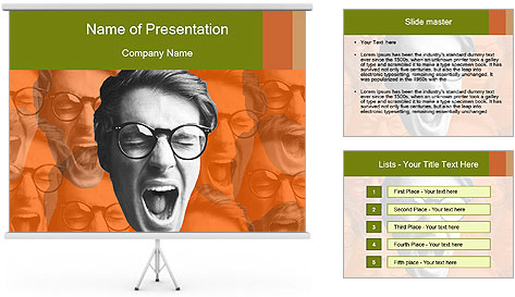 0000087291 PowerPoint Template