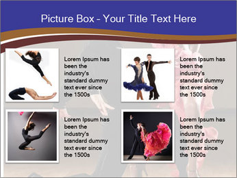 Latino dance couple PowerPoint Templates - Slide 14