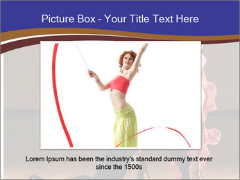 Latino dance couple PowerPoint Templates - Slide 15