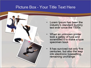 Latino dance couple PowerPoint Templates - Slide 17