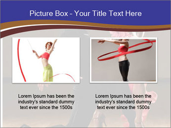 Latino dance couple PowerPoint Templates - Slide 18