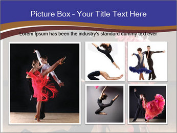 Latino dance couple PowerPoint Templates - Slide 19
