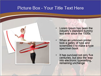 Latino dance couple PowerPoint Templates - Slide 20