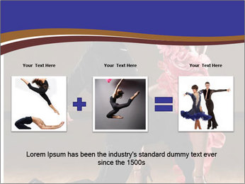 Latino dance couple PowerPoint Templates - Slide 22
