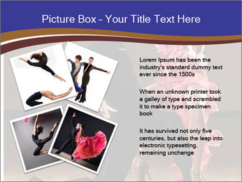 Latino dance couple PowerPoint Templates - Slide 23