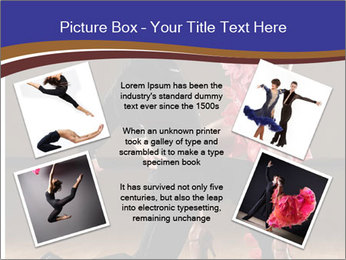 Latino dance couple PowerPoint Templates - Slide 24
