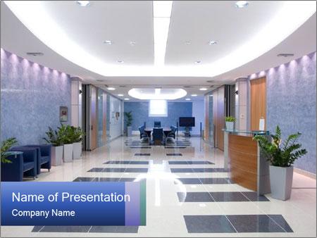Hallway PowerPoint Templates