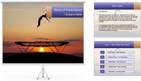 0000087294 PowerPoint Template