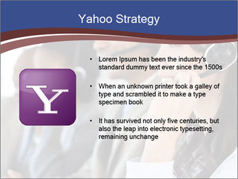 Young employee PowerPoint Template - Slide 11