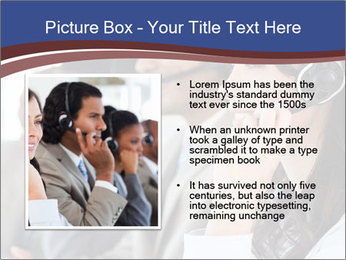 Young employee PowerPoint Template - Slide 13