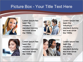 Young employee PowerPoint Template - Slide 14