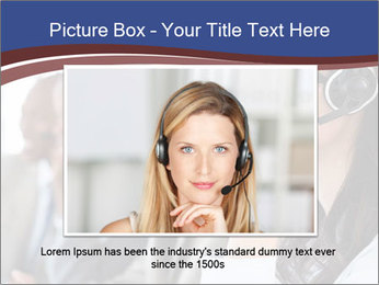 Young employee PowerPoint Template - Slide 15