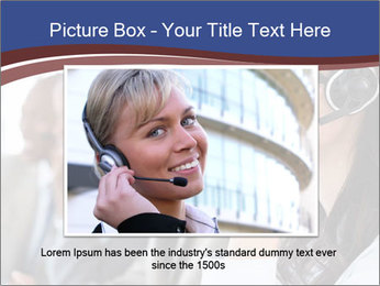 Young employee PowerPoint Template - Slide 16