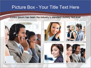 Young employee PowerPoint Template - Slide 19