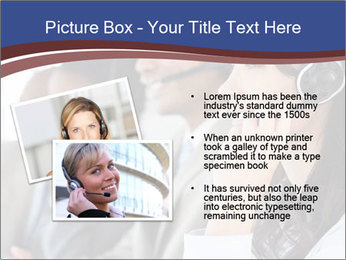 Young employee PowerPoint Templates - Slide 20