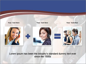 Young employee PowerPoint Template - Slide 22