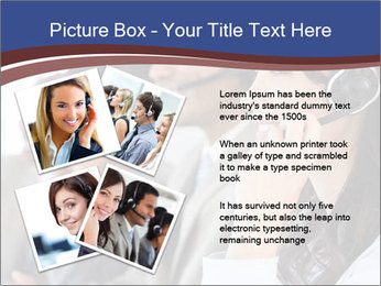 Young employee PowerPoint Template - Slide 23