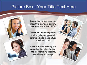 Young employee PowerPoint Template - Slide 24