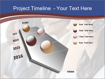 Young employee PowerPoint Template - Slide 26