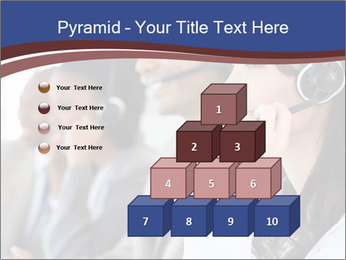 Young employee PowerPoint Template - Slide 31