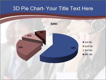 Young employee PowerPoint Templates - Slide 35
