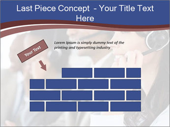 Young employee PowerPoint Template - Slide 46