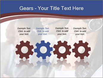 Young employee PowerPoint Templates - Slide 48