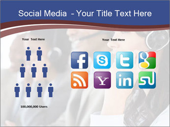 Young employee PowerPoint Template - Slide 5
