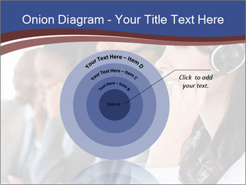 Young employee PowerPoint Template - Slide 61