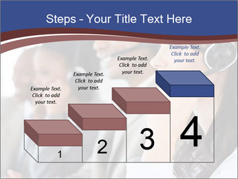 Young employee PowerPoint Template - Slide 64