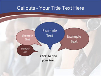 Young employee PowerPoint Templates - Slide 73