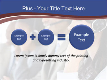Young employee PowerPoint Templates - Slide 75