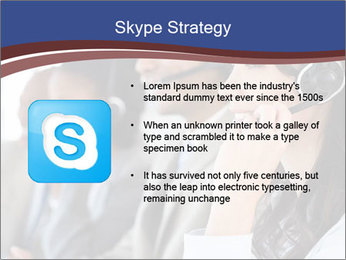 Young employee PowerPoint Template - Slide 8