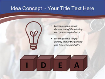 Young employee PowerPoint Template - Slide 80