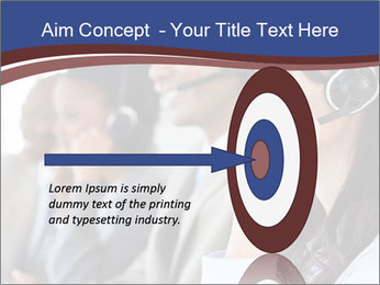 Young employee PowerPoint Template - Slide 83